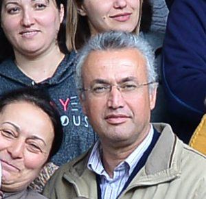 Pastor Vartan Tatevosyan