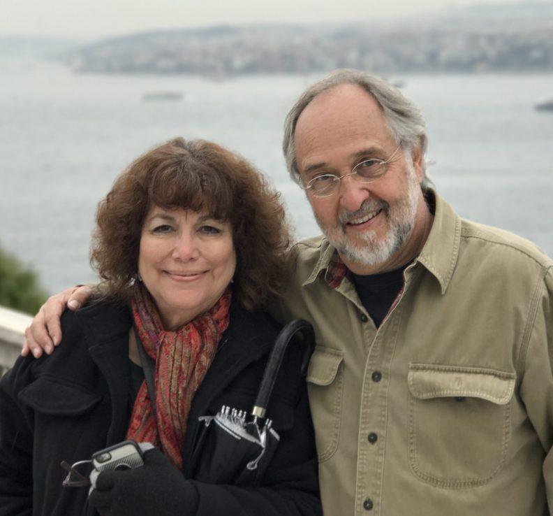 Arlie and Noemi Francis