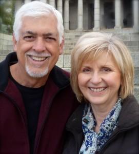 Jim and Arline Parris