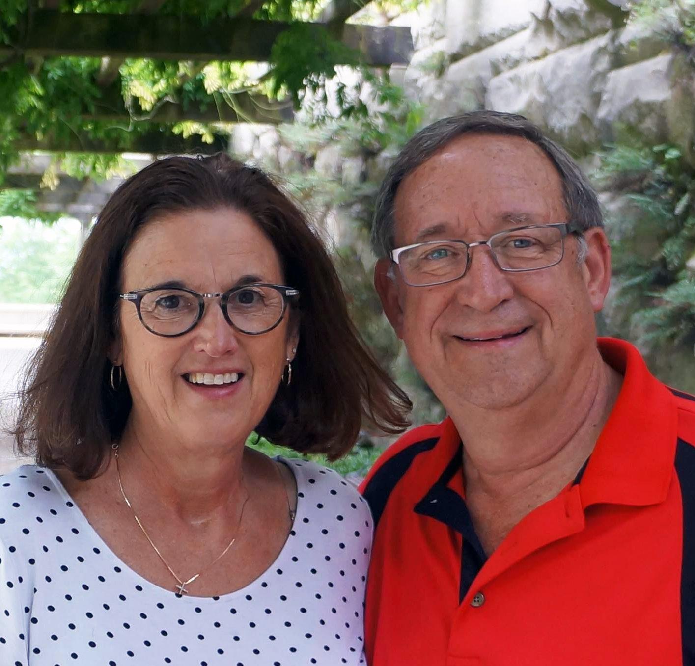 Dr. Don and Claudia Erickson